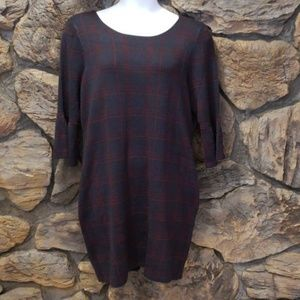 NY collection fall/ winter dress luina plus NWT